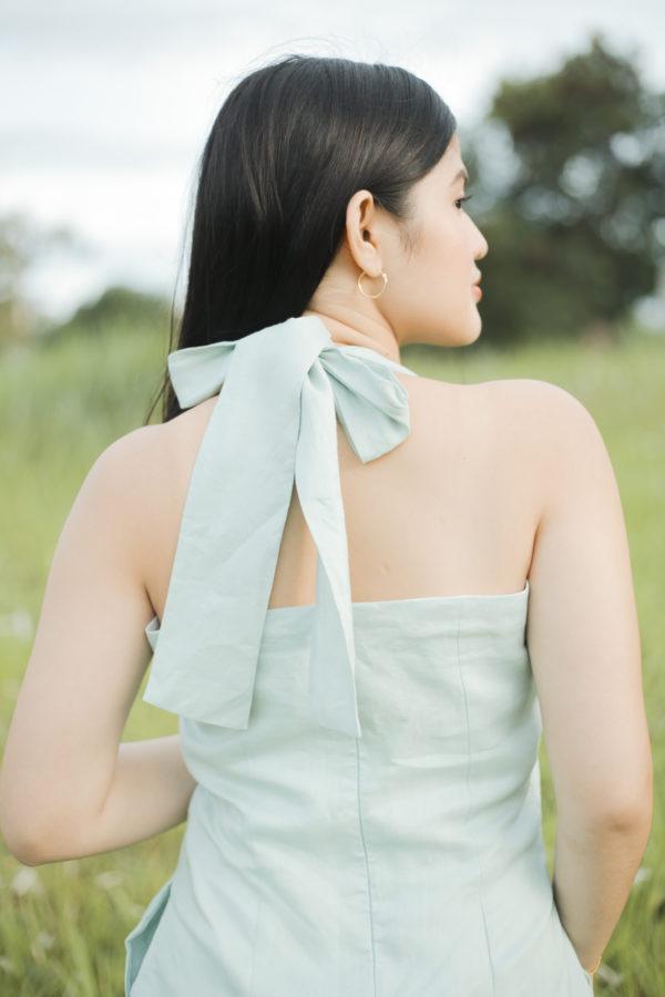 Presko Dress - Teal