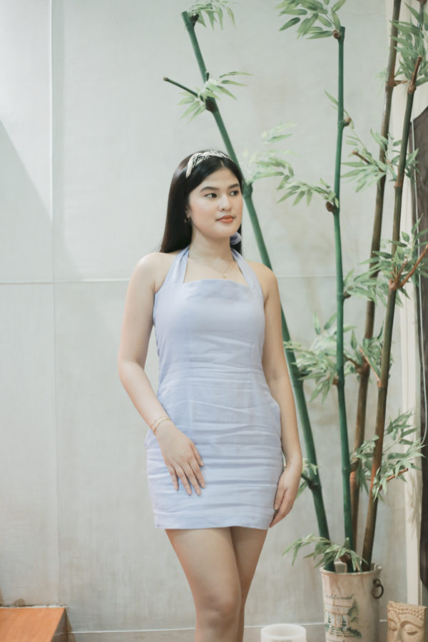 Presko Dress - Lilac